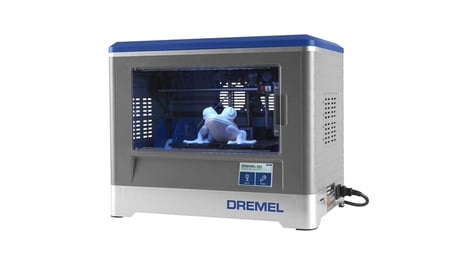 Featured image of 2019 Dremel 3D20 3D Printer – Review the Specs