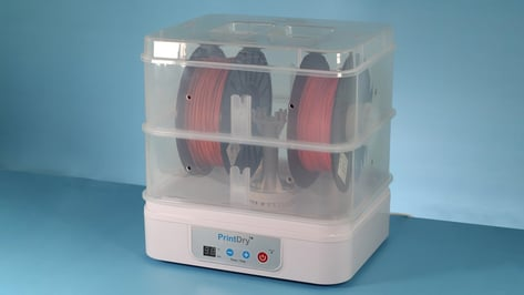 Featured image of PrintDry Filament Dryer 2.0: Review the Specs