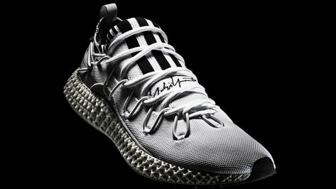 Featured image of Adidas Launches Yohji Yamamoto Designed Y-3 RUNNER 4D II Sneakers
