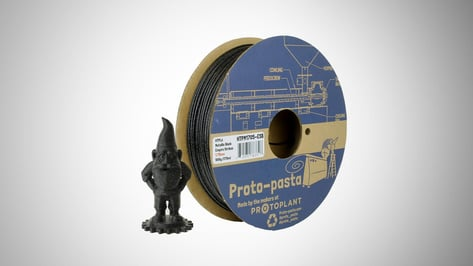 Featured image of [STUFF] Proto-Pasta Empire Strikes Black HTPLA