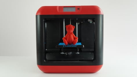 Featured image of 2019 FlashForge Finder Review – 3D Printer for Beginners