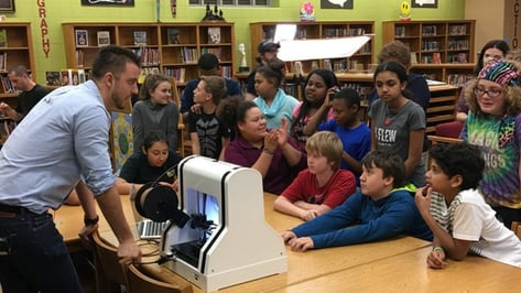Featured image of 3D Printing in Education – How to Integrate 3D Printing at School