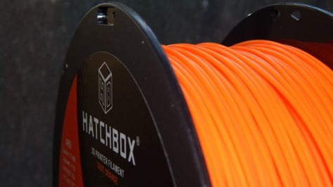 Featured image of 2019 Hatchbox ABS 3D Printer Filament Review