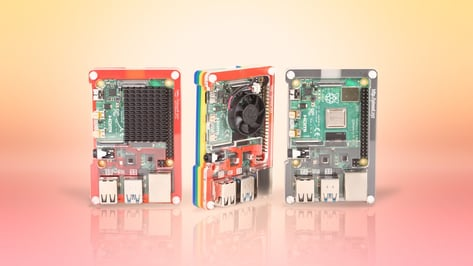 Featured image of Top 10 Raspberry Pi 4 Cases to 3D Print