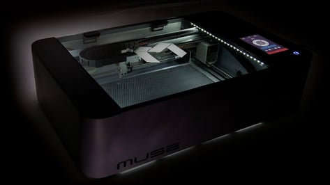 Featured image of FSL Muse Hobby Laser Cutter/Engraver: Review the Specs
