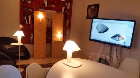 Featured image of 3D Printing Significantly Speeds Up Interior Design Products