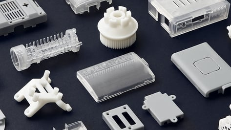 Featured image of Shapeways Launches Three New Acrylate-Based SLA Plastic Materials