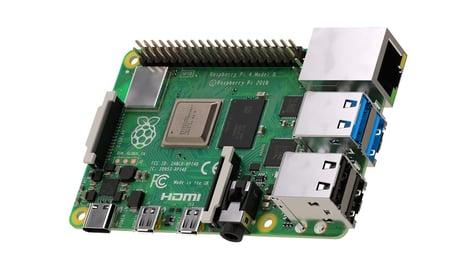 Image de l'en-tête de Raspberry Pi 4 : toutes les infos sur ce nouveau micro-ordinateur !