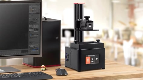 Featured image of [DEAL] Save Over $200 on a Monoprice LCD Resin 3D Printer (Duplicator 7 Plus)