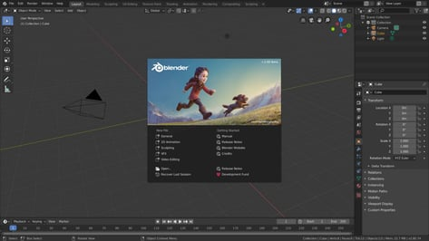 Featured image of 2019 Best Blender 2.8 Tutorials (Most are Free)