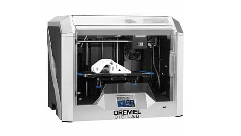 Featured image of 2019 Dremel 3D40 Flex 3D Printer – Review the Specs