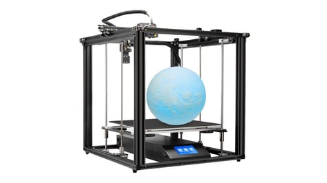 Featured image of 2019 Creality Ender 5 Plus 3D Printer – Review the Specs