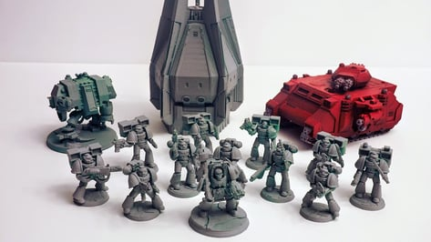 Featured image of 2019 Best Sites for 3D Printed Warhammer Stuff