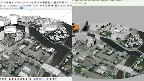 Featured image of SketchUp to Rhino – How to Import SKP Files in Rhino Software