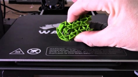 Featured image of What's Soft PLA Filament & How Does It Compare to TPU?