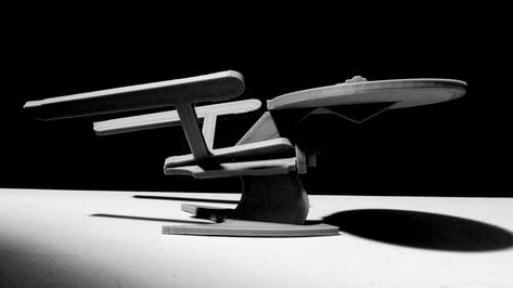 Featured image of Star Trek 3D Prints: 9 Models That Live Long and Prosper