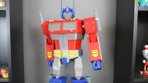 Featured image of 3D Printed Transformers: 10 Incredible Models