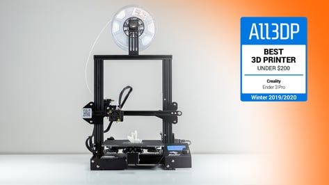 Featured image of Creality Ender 3 Pro Test: Bester 3D-Drucker unter 200€