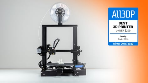 Featured image of Creality Ender 3 Pro Review: Best 3D Printer Under $200