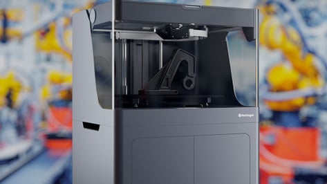 Featured image of Turbo Print Gives Speed Boost to Markforged X7 3D Printer