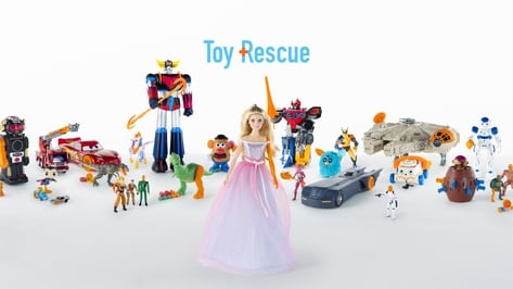 Featured image of Toy Rescue Lets You Print Spares for Your Toys