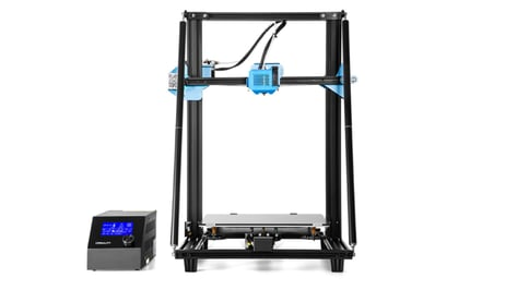 Featured image of 2019 Creality CR-10 V2 3D Printer: Review the Specs