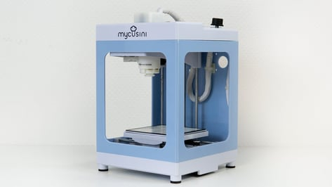 Featured image of Mycusini Chocolate 3D Printer Review: A Real Treat