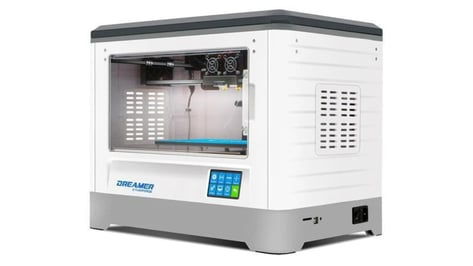 Featured image of 2020 Flashforge Dreamer 3D Printer: Review the Specs
