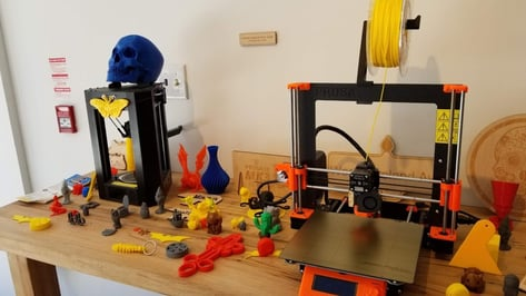 Featured image of Xmas: 20 Best 3D Printing Gifts for Beginners