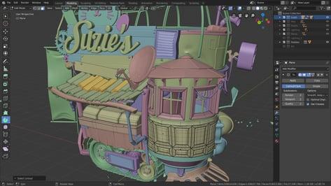 Featured image of TOP 10: Kostenlose 3D-Zeichenprogramme für Einsteiger