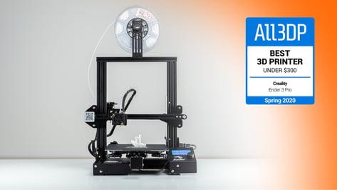 Featured image of Creality Ender 3 Pro Test: Toller 3D-Drucker unter 300€