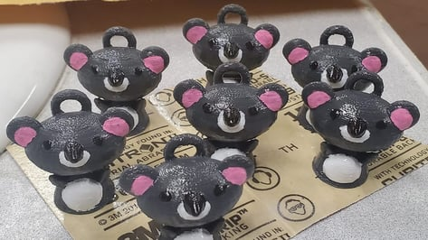 Featured image of Family 3D Printing Koalas to Raise Money for Australian Charity