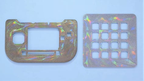 Featured image of How to 3D Print a Functional Diffraction Grating