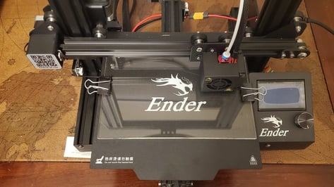 Featured image of Ender 3 (Pro) Z Offset: How to Adjust It