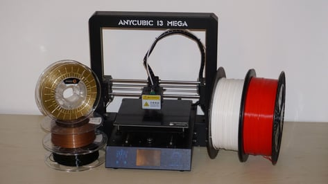 Featured image of Anycubic i3 Mega and Mega S Filament Guide
