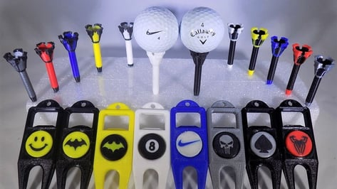 Featured image of 3D Printed Sports Equipment: 15 Awesome Accessories
