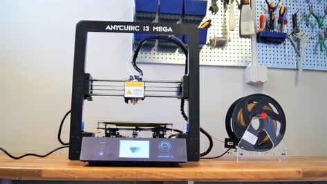 Featured image of Anycubic i3 Mega Firmware Update: How to Upgrade