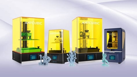 Featured image of Anycubic Launches New Products and Promotion to Celebrate Five-Year Anniversary