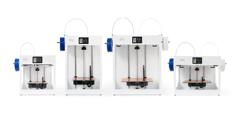 Featured image of Craftbot's Supersized 3D Printer Doubles Performance and Cuts Printing Time