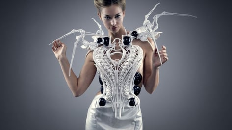 Featured image of 3D Printed Dress: 10 Awesome Projects
