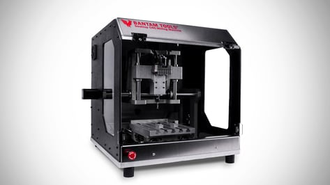 Featured image of Bantam Tools Desktop CNC Milling Machine: Specs, Price, Release & Reviews