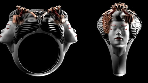 Featured image of Jewelry CAD Software: Great Tools to 3D Design Jewelry