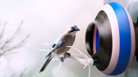 Featured image of 3D Printed Birdhouse: 10 Great Models to Tweat the Birds