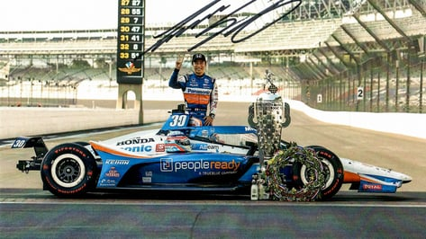 Featured image of Case Study: 3D Printed Racing Parts Help Win Indy 500