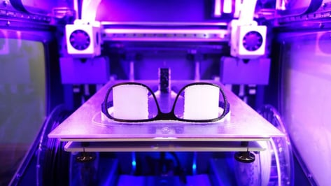 Featured image of 3D Printed Glasses: Best Models and Companies in 2021
