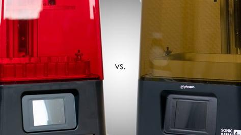 Featured image of Phrozen Sonic Mini 4K vs Sonic Mini: The Differences