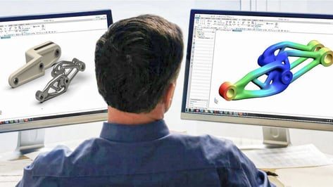 Featured image of Design for Additive Manufacturing (DfAM) – Simply Explained