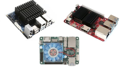 Featured image of Odroid-C4, Odroid-XU4, & Odroid-H2+: Review the Specs