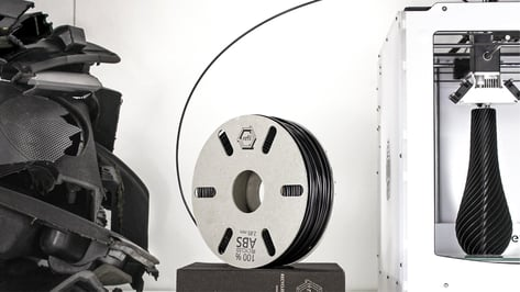 Featured image of Why Your Business Should 3D Print With Eco-Friendly & Recycled Filament