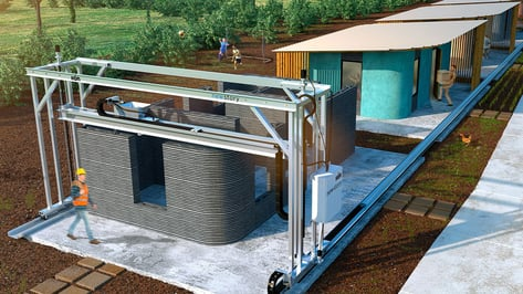 Featured image of 8 Reasons Why 3D Printed Houses Are the Next Big Thing